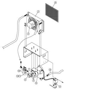 AOC - Oil Cooler Replacement Parts