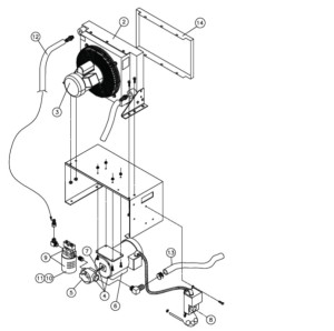 BOL - Oil Cooler Replacement Parts -